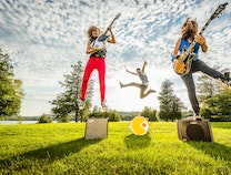 A photo of The Accidentals
