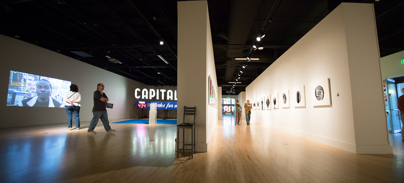 The Fed Galleries at KCAD