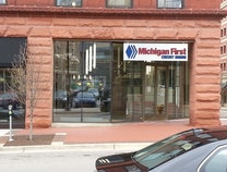 A photo of Michigan First Credit Union