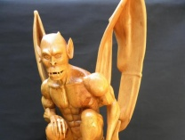 A photo of Gargoyle