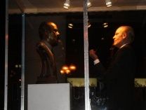 A photo of President Gerald Ford Visits ArtPrize