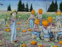 Pumpkin People Party