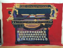 Photo of The Typewriter.