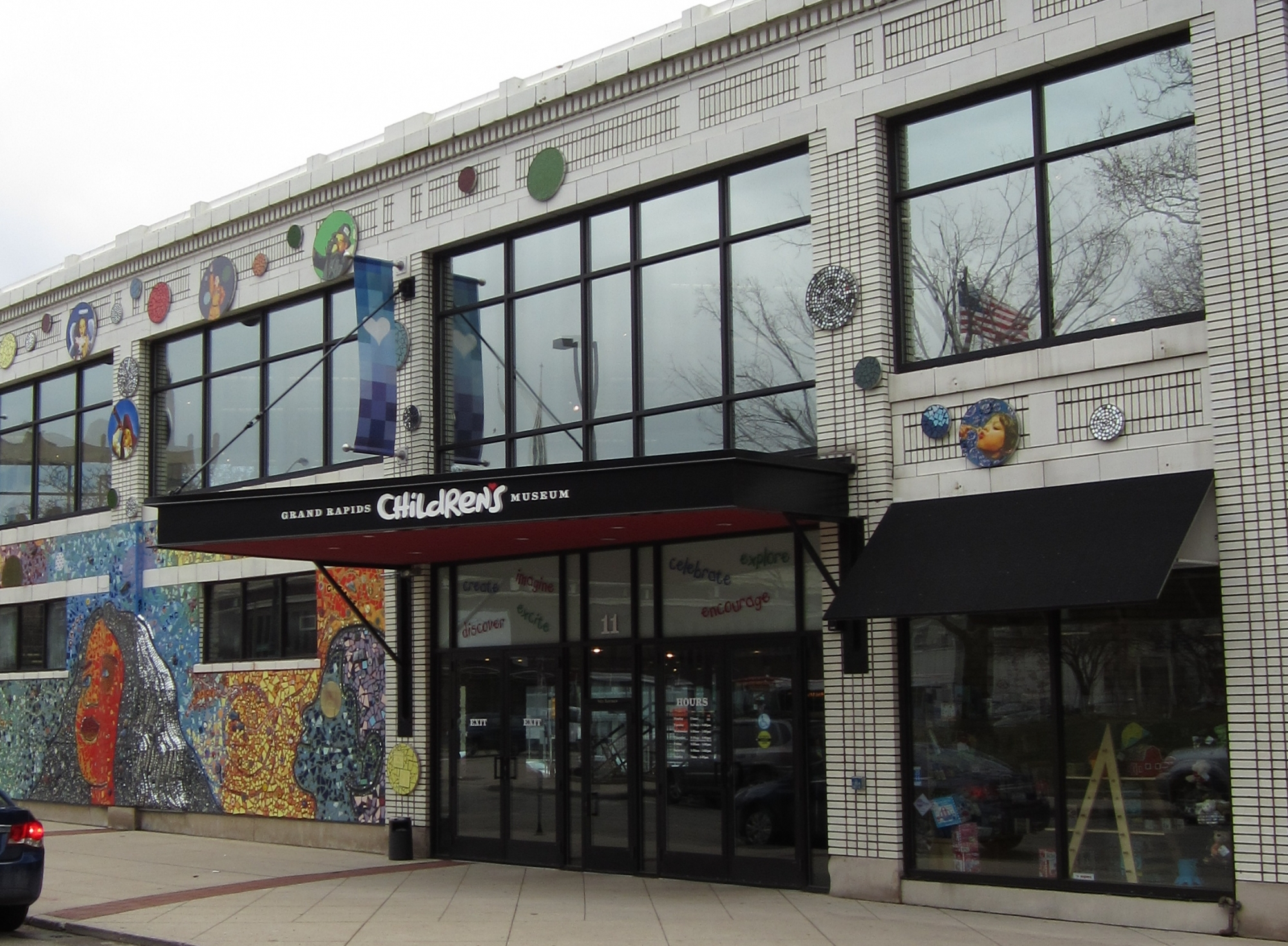 A photo of Grand Rapids Children's Museum