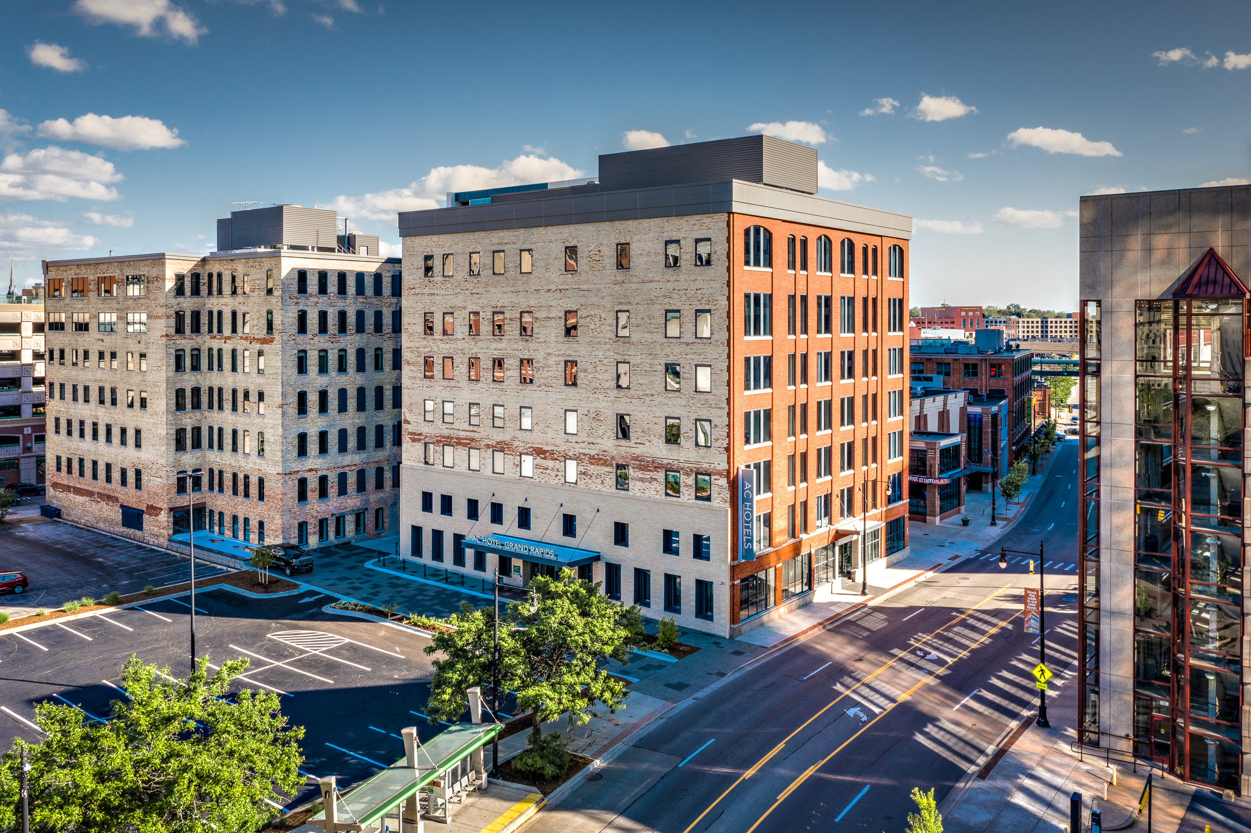 A photo of AC Hotel Grand Rapids Downtown