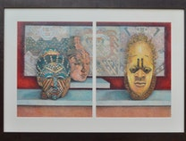 Photo of African Masks